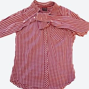 Le Tigre collared button down shirt